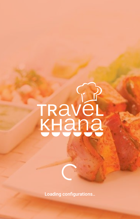 Travelkhana-Train Food Service- screenshot