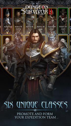 Dungeon Survivor II: Dark Tide apktram screenshots 4