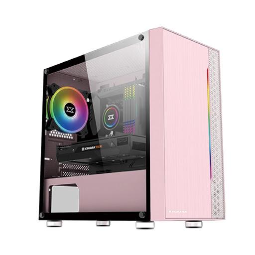 Case Xigmatek Gemini Queen (EN43835)_Pink_1.jpg