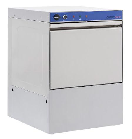 Gastroshop diskmaskin 500D<br> 500x500 mm diskback tömningspump