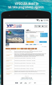 Vipscubastore.com screenshot 3