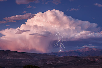 Photo: Lightning Strikes!