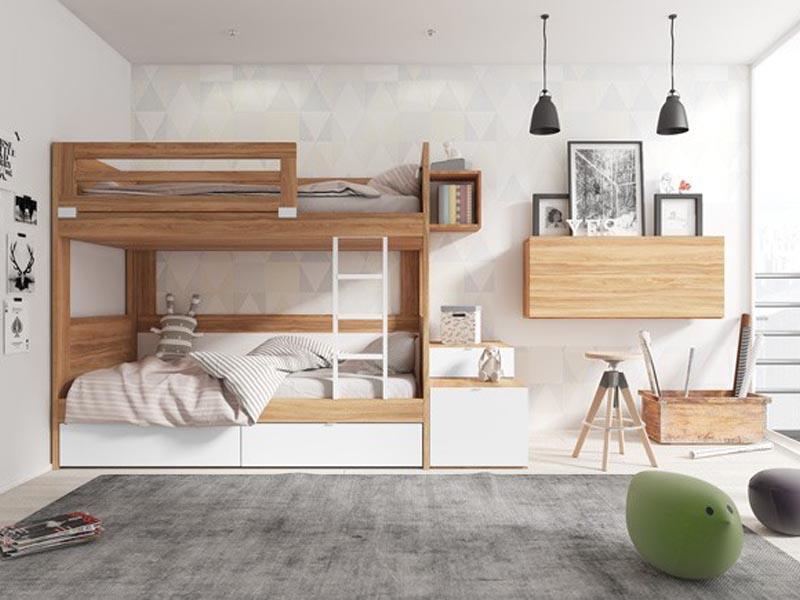 Cần kiểm tra chi tiết kết cấu của giường tầng