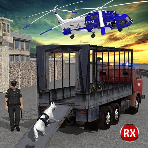 警察犬の輸送 模擬 App LOGO-APP試玩