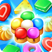 Sweet Donuts - Match 3 Fun Puzzle