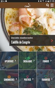 Recetas de Chile screenshot 7