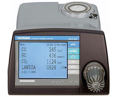 MEXA-584L Automotive Emission Analyzer - 1