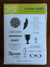 Photo: STUDIO SAMPLER 4 - $8.00 which includes shipping within the United States