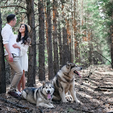 Wedding photographer Vladimir Livarskiy (vladimir190887). Photo of 28.05.2018