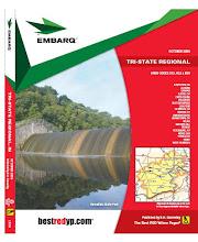 Photo: Versailles State Park Lake Dam Embarq phone book cover Photo by Jack Demaree