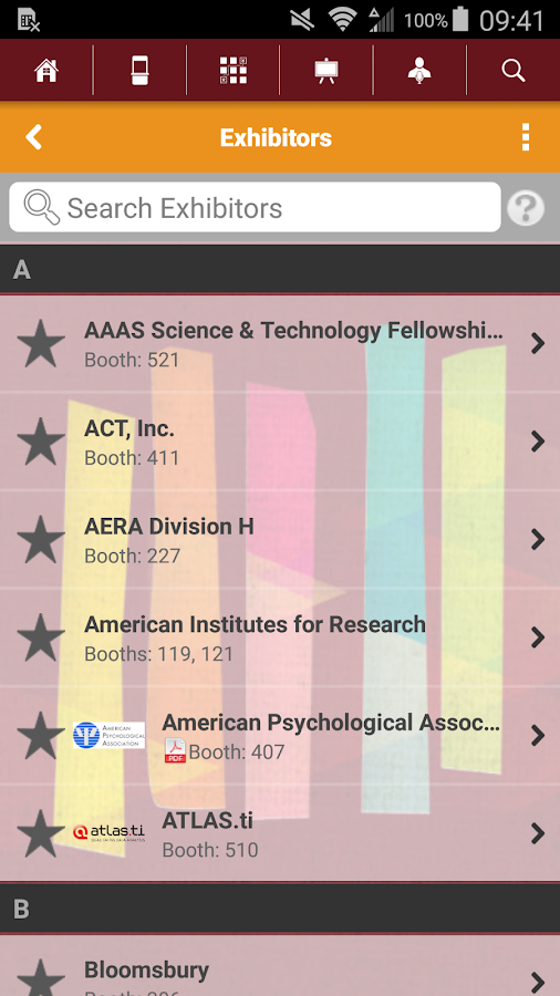 AERA- screenshot