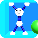 Elastic Guy Game: Stretching harder and fun icon