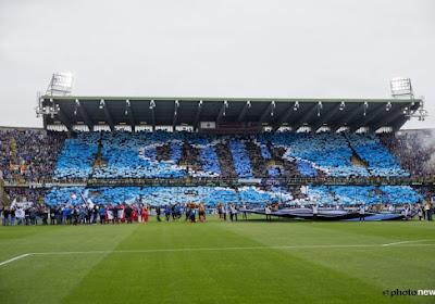 Le Club de Bruges enrôle un jeune attaquant de Berchem Sport
