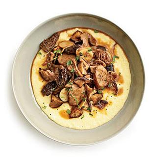 Mushroom-Sausage Ragù