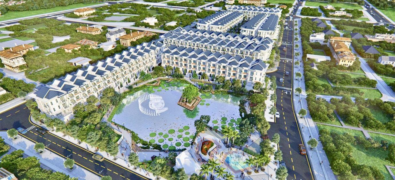 Dự án căn hộ Green Star mang tới nhiều dịch vụ tiện ích cho cư dân tại đây