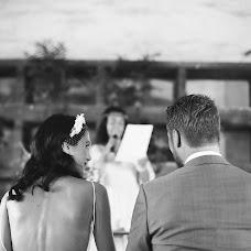 Wedding photographer Estibaliz Caballero (estibalizcaball). Photo of 10.08.2016