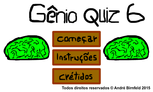 玩免費益智APP|下載Gênio Quiz 6 app不用錢|硬是要APP