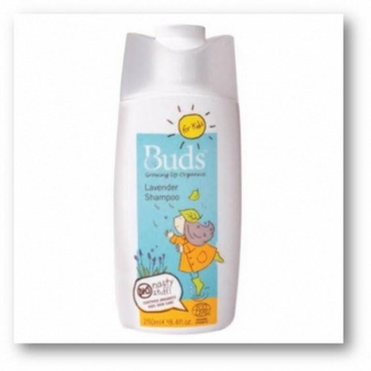 BUDS For Kids Lavender Shampoo - 250ml by GREEN WHEEL INTERNATIONAL SDN BHD