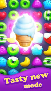 Crazy Candy Bomb – Sweet match 3 game 10
