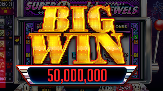 Vegas Downtown Slots™ – Slot Machines & Word Games 10