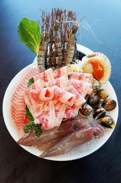 丰明殿 昆布蔬果涮涮鍋