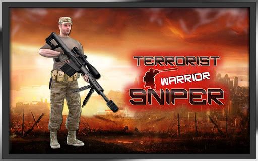 Terrorist Warrior Sniper