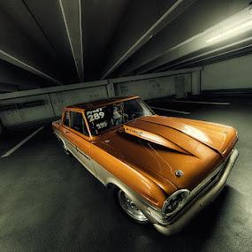 You snooze, you lose by Matthias Weigel - Transportation Automobiles ( daniel, nova, vetterl, regensburg, brandlberg, dragracing, syr, gewerbepark, kerstin, chevy, shootyourride )