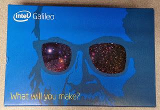 Photo: Intel Galileo board for Maker Movement