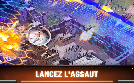 Code Triche World War Rising APK MOD (Astuce) screenshots 1