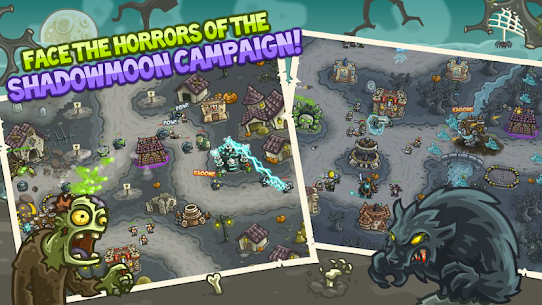 Kingdom Rush Frontiers APK 6