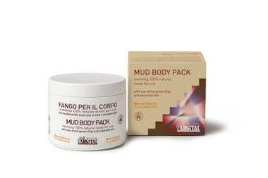 Warming Mud Body Pack