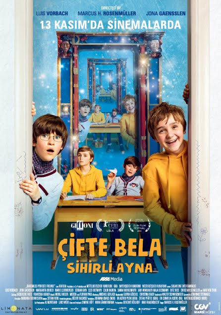 Çifte Bela; Sihirli Ayna - Double Trouble and the Magical Mirror (2020)