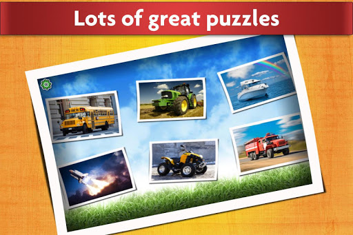 Cars, Trucks, & Trains Jigsaw Puzzles Game ud83cudfceufe0f 22.0 12