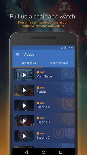 BlizzCon Guide screenshot 2