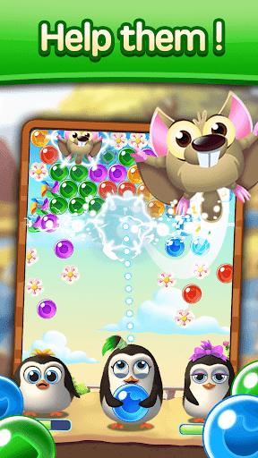 Télécharger Bubble Penguin Amis apk mod screenshots 3