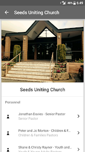Seeds Uniting Church- screenshot thumbnail