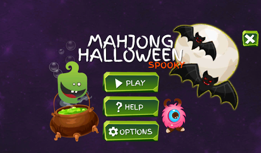 Mahjong Spooky - Monster & Halloween Tilesud83dudc7bud83dudc80ud83dude08 modavailable screenshots 17
