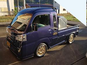 ハイゼットトラックのカスタム事例画像 944 キョッサンさんの2021年10月20日19:10の投稿