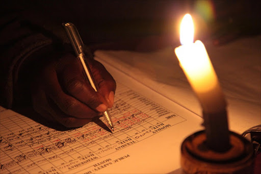 Eskom will be load-shedding from 1am on Wednesday morning.