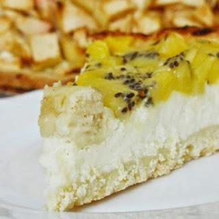 Tri-color Cake