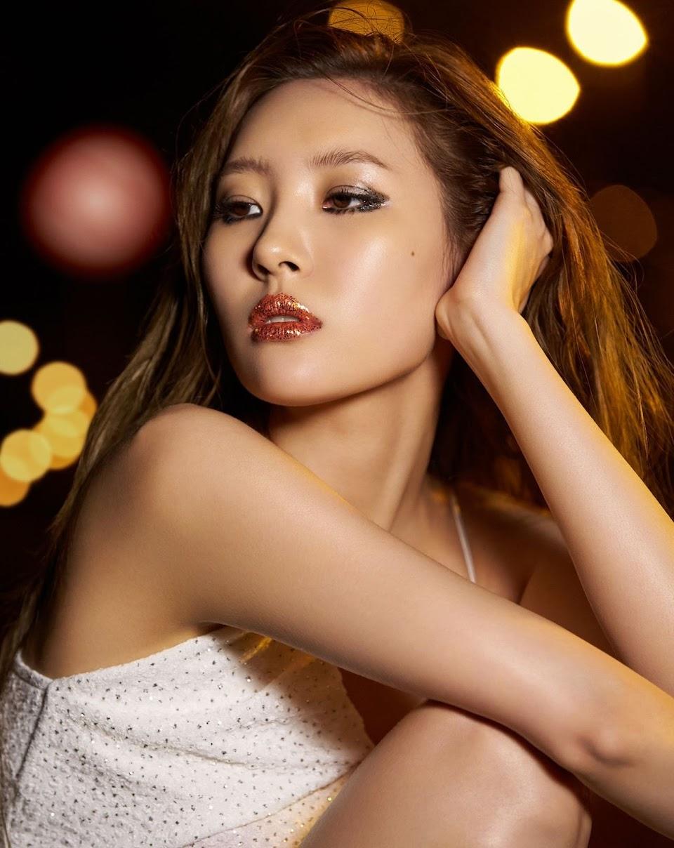 sunmi makeup 2