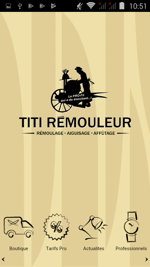 TITI RÉMOULEUR- screenshot