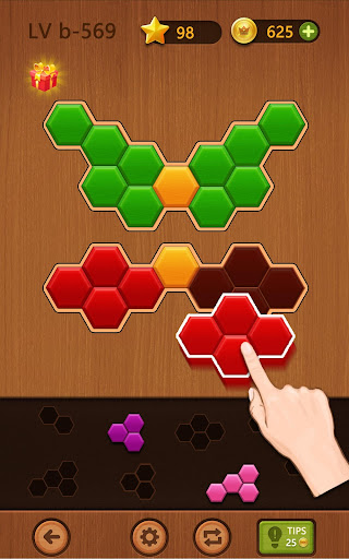 Block Hexa Puzzle  screenshots 8