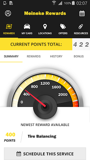 Meineke Apps (apk) free download for Android/PC/Windows screenshot