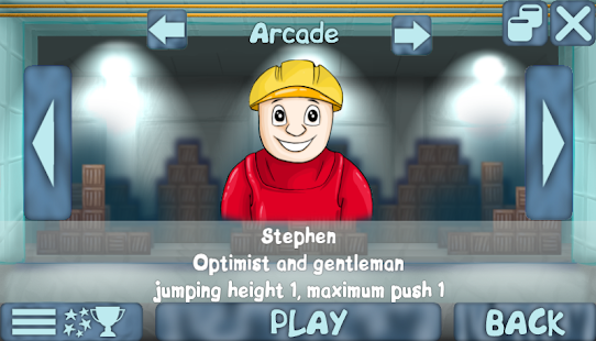 Stack Attack Classic Premium - screenshot