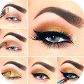Step By Step Eyes Makeup Tutorial APK