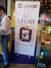 Photo: Proyecto LEGIO de León 3D diseñado por alumnas universitarias