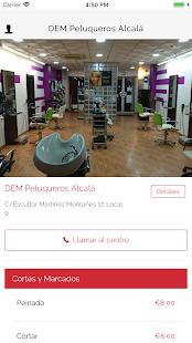 DEM Peluqueros - náhled