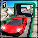 Extreme Car Stunts 3D icon