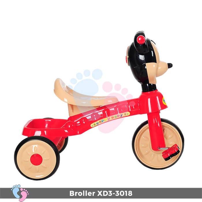 Xe đạp ba bánh Broller XD3-3018 4